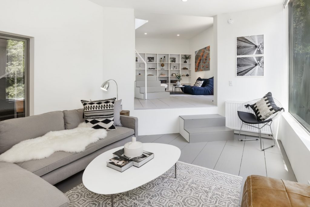 Home of the Week: Modern in Mill Valley living room