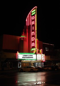 The Orinda Theatre