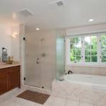 The master bathroom at 12 Country Oak Lane