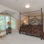The master bedroom at 12 Country Oak Lane, Alamo