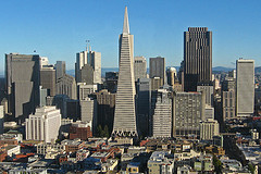 Image of the San Francisco skyline