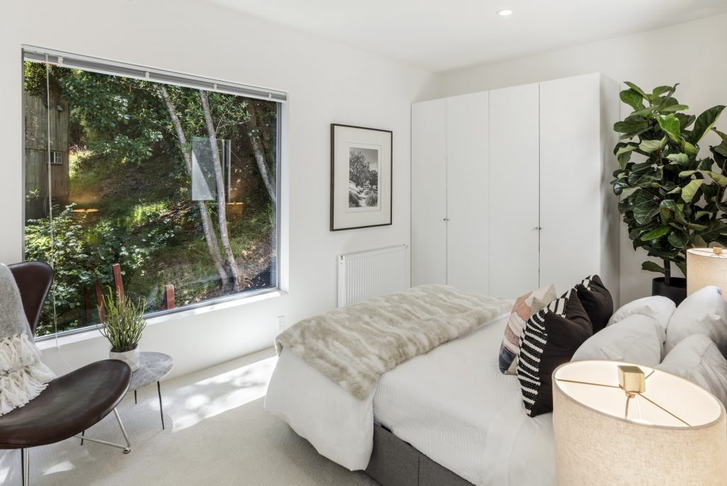 Home of the Week: Modern in Mill Valley bedroom