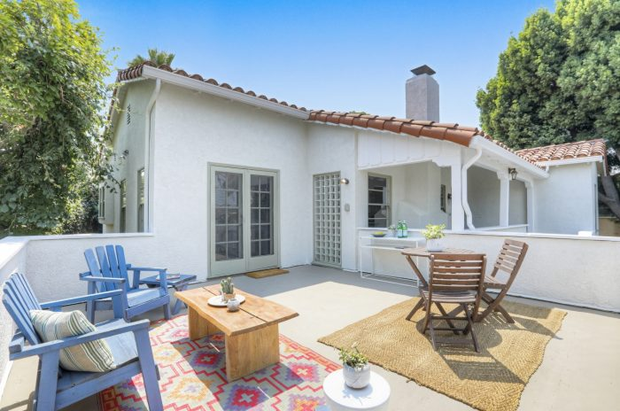 Glassell Park retreat hovers above the city