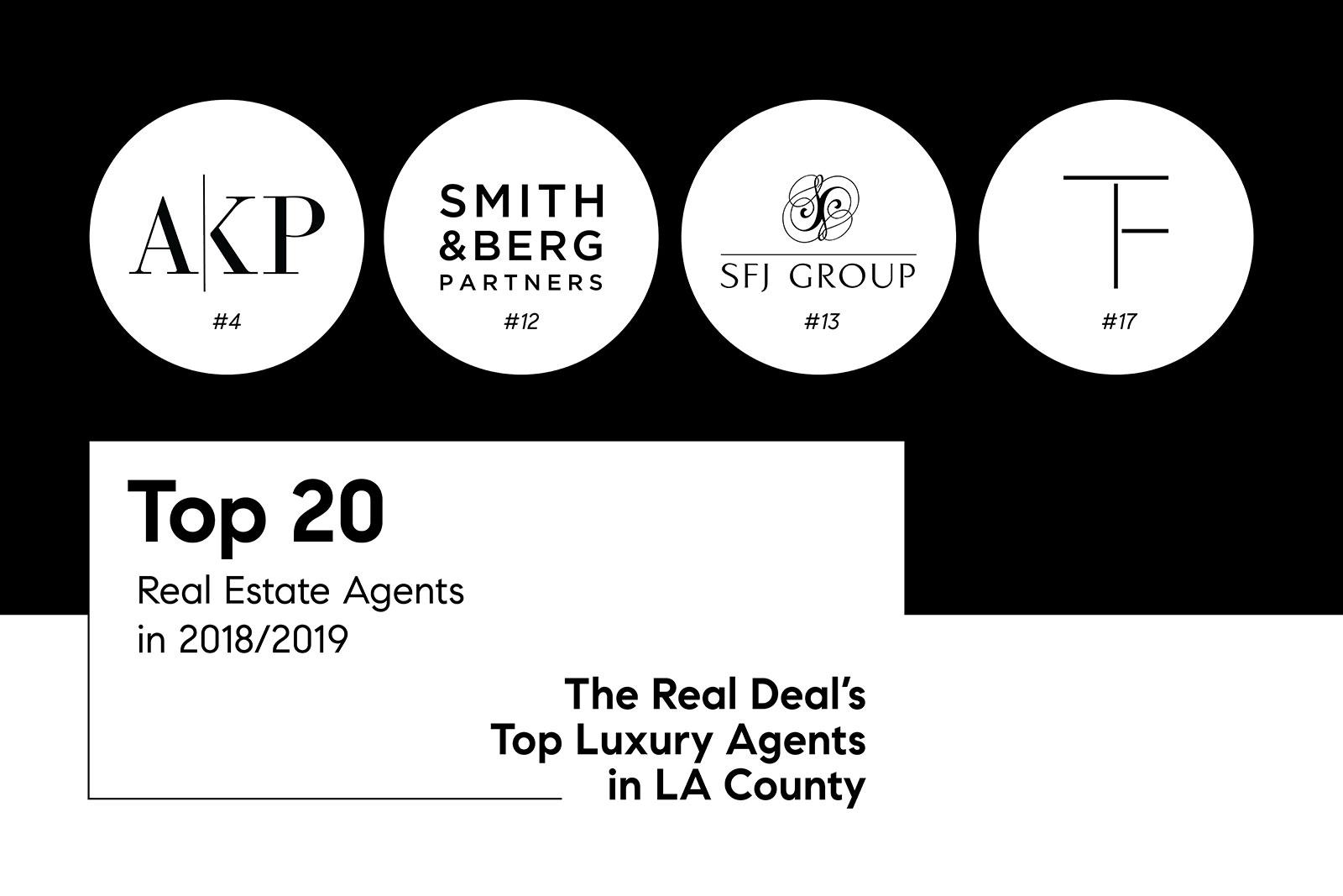 LA top agents