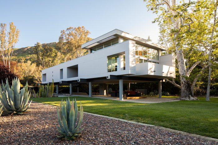 Super modern home
