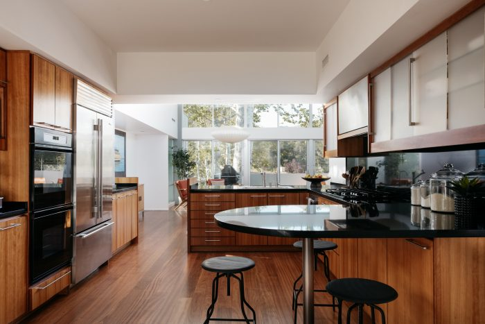 second view of kitchen