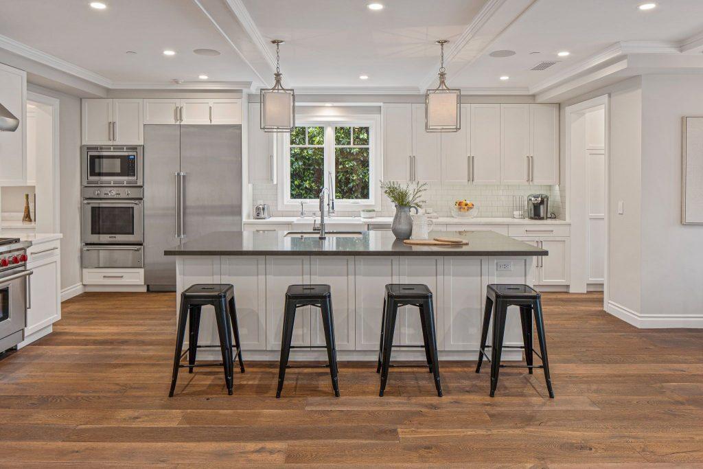 Rare retreat in prime Santa Monica kitchen