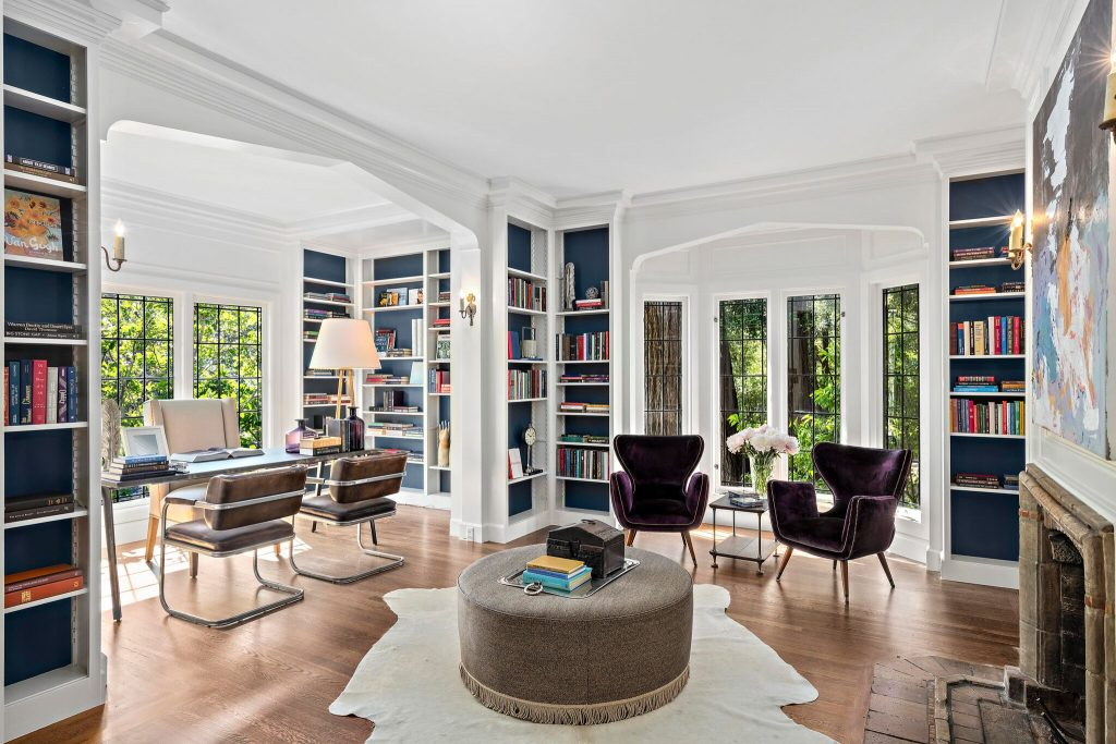 Home of the Week: Historic Piedmont estate library