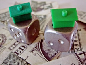 Home prices rising