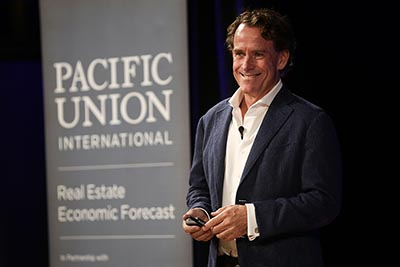 Pacific Union's Mark McLaughlin Named One of the Bay Area's Most-Admired CEOs
