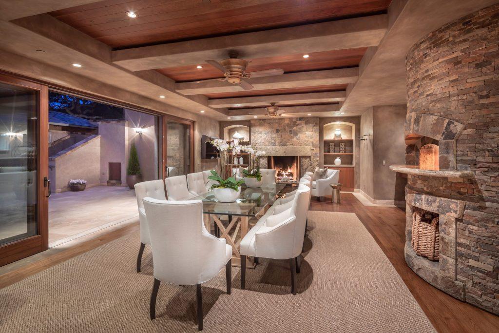 longview of dining room