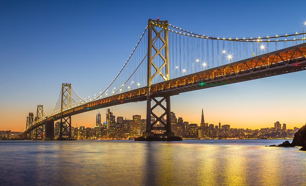 Bay Bridge - Pacific Union