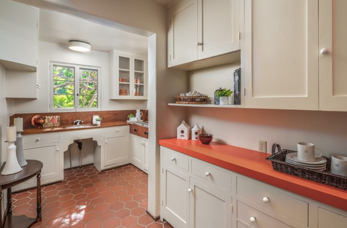 California Real Estate Blog - La Playa Estate Kitchen