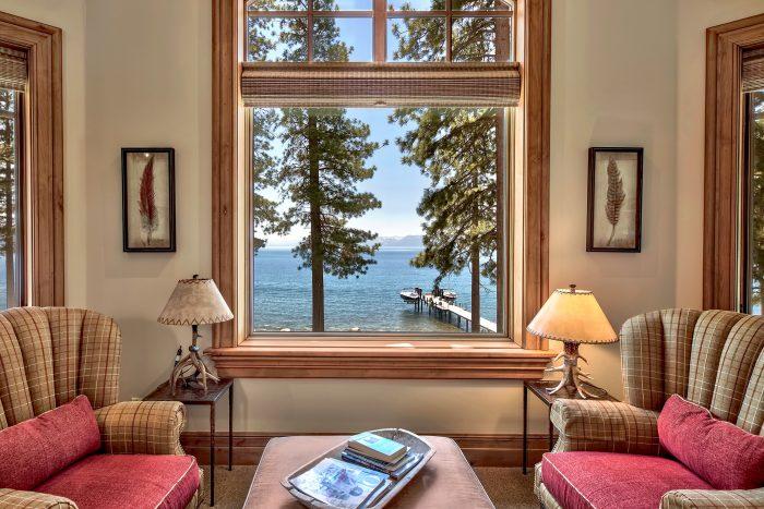 California Real Estate Blog - Lakefront Estate - View