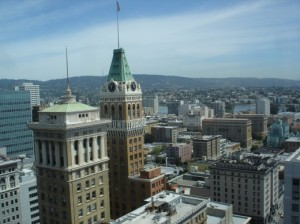View of Oakland City Hall