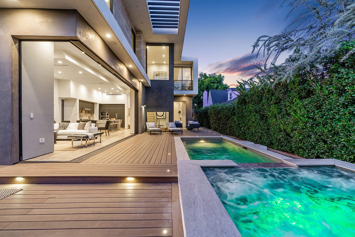 Beverly Grove home