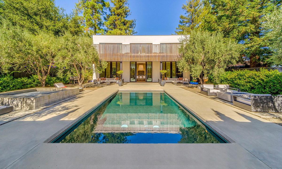 napa home with pool