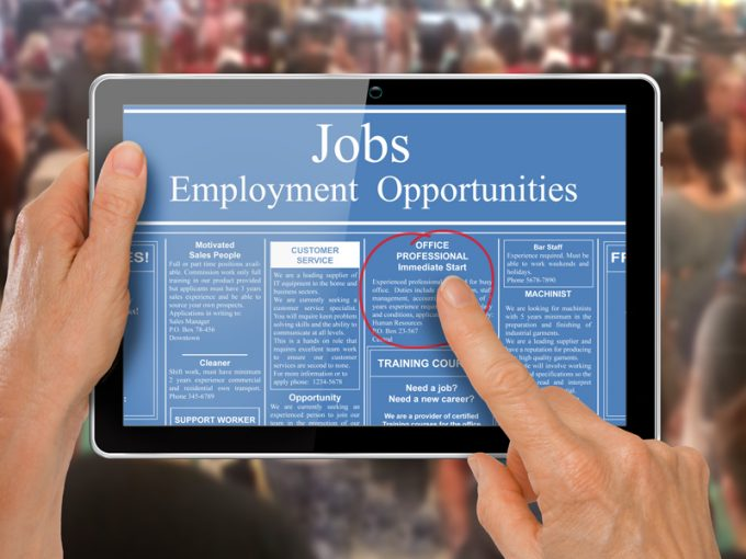 Jobs promo