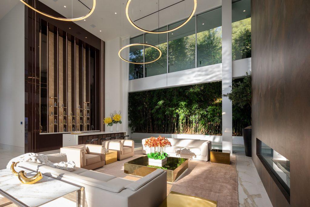 Bel Air living room