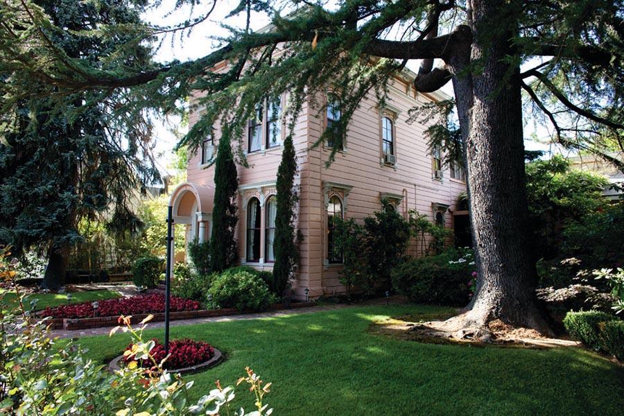 Home in Healdsburg, California