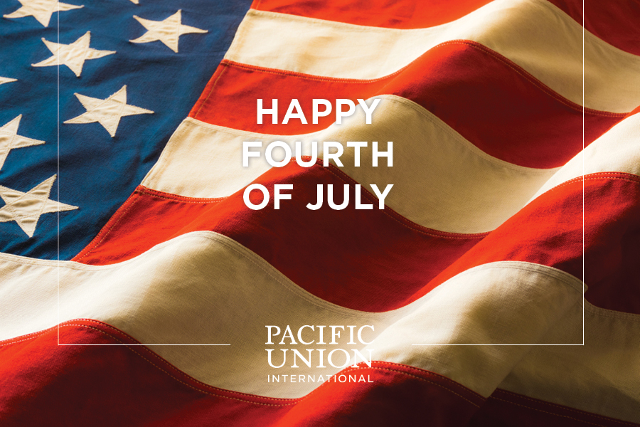 Fourth of July - Pacific Union