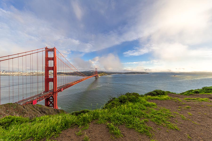 Golden Gate Bridge - Pacific Union