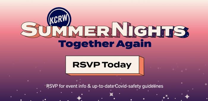 California Real Estate Blog - KCRW Summer Nights