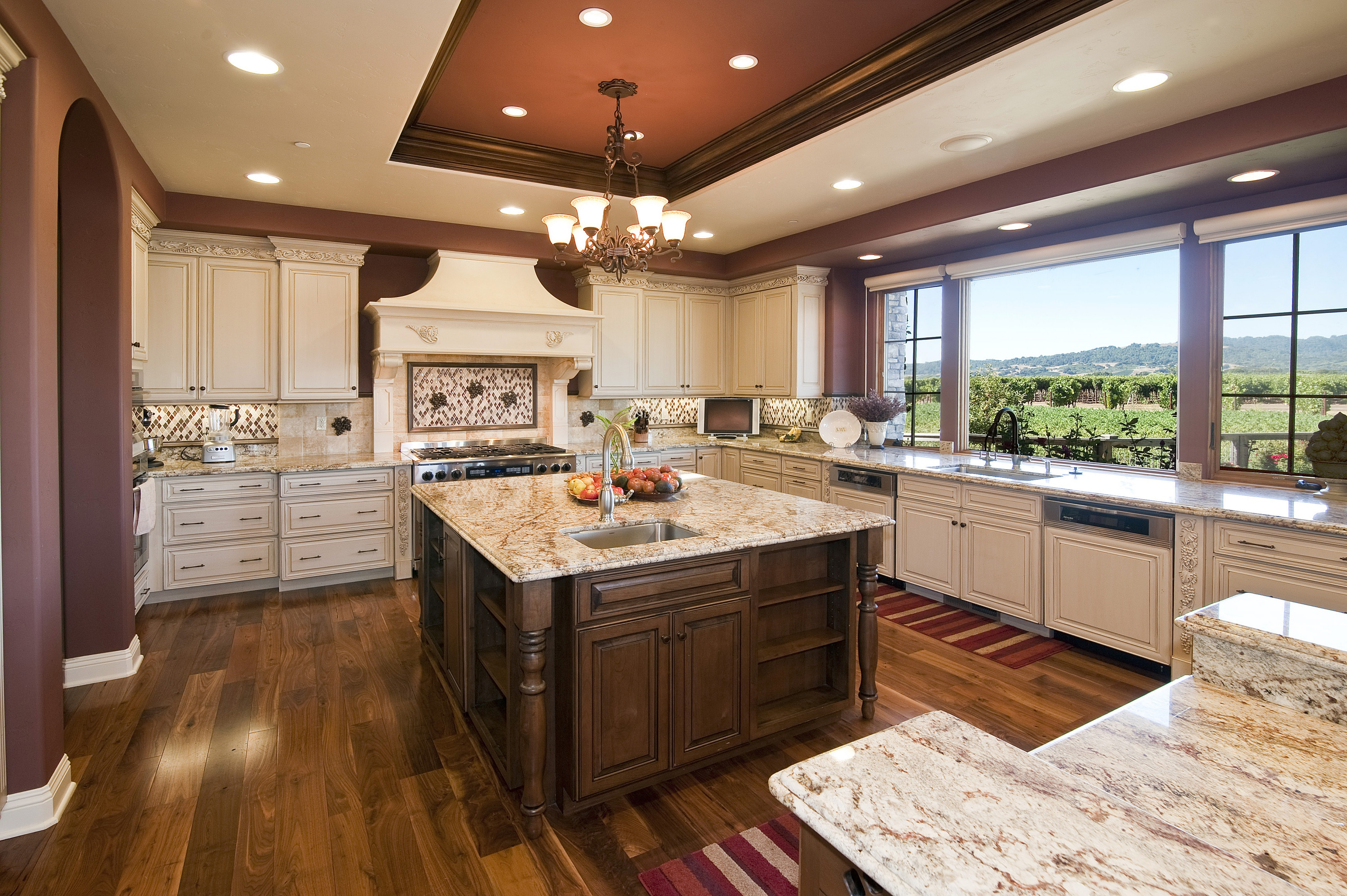 Luxury Buyers Looking For Chef S Kitchen Spacious Views California Real Estate Blog