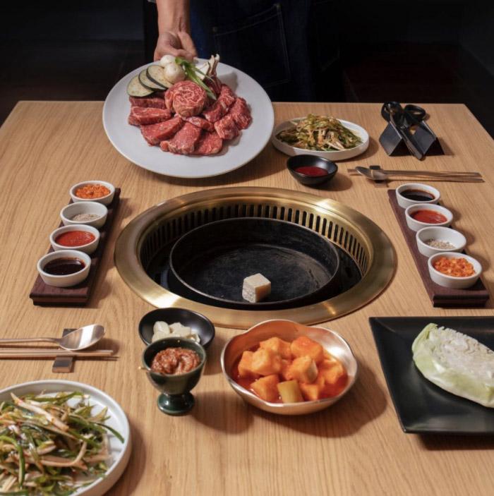 Compass - Korean Restaurants in LA