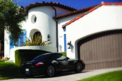 A home in Moraga, California