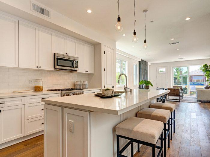 Mar Vista kitchen