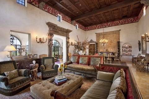 Home Of The Week Spectacular Villa Montana Blends Old