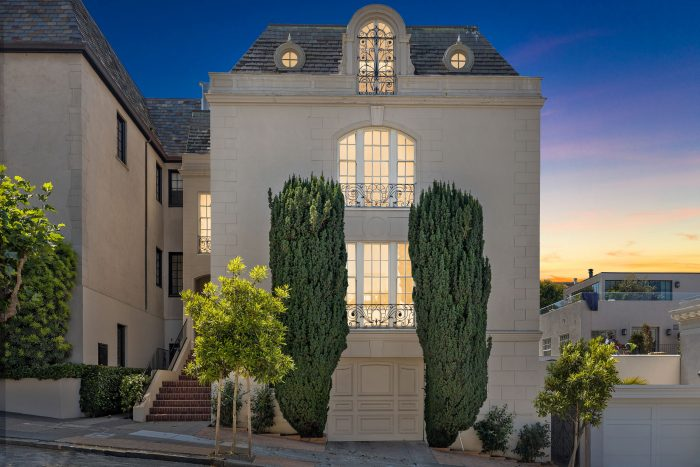 Compass - Regal French Chateau Revival Exterior