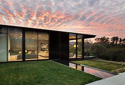 A home in Atherton, California