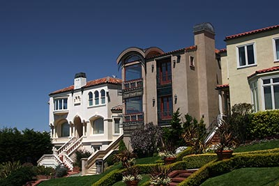 Luxury homes in San Francisco