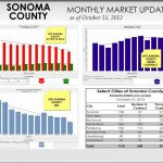 Image of Sonoma County monthly report