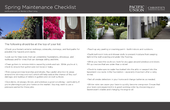 home appliance maintenance checklist spring click download nyt yearly pdf