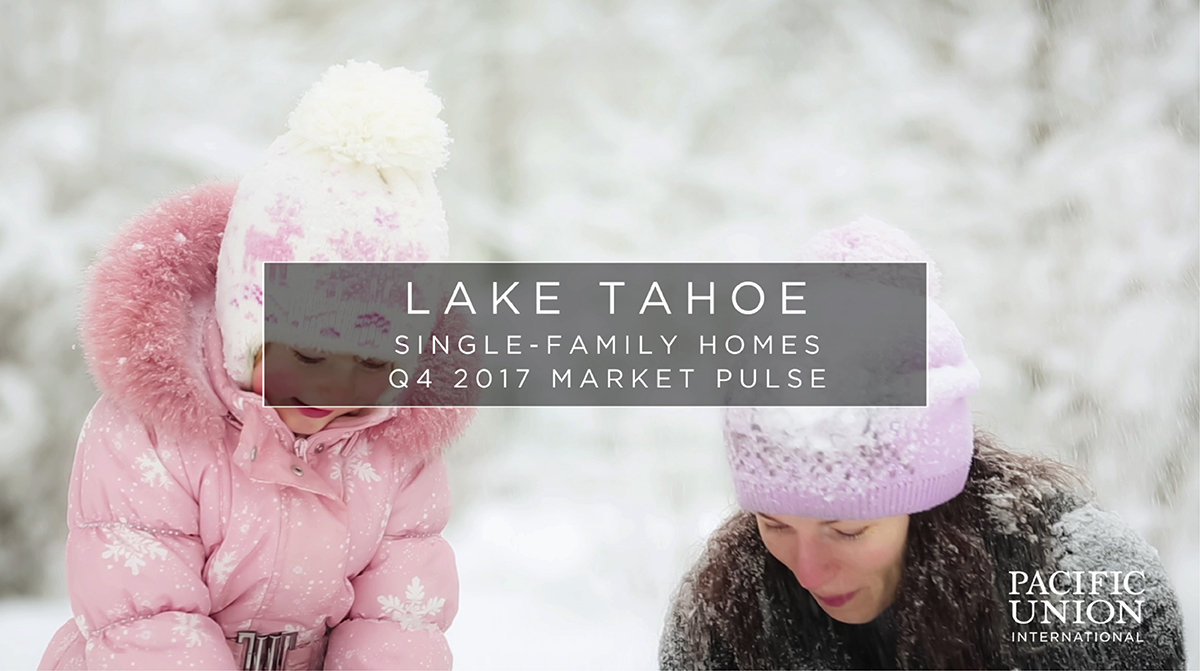 Tahoe report - Pacific Union