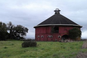 Fountaingrove's landmark round barn