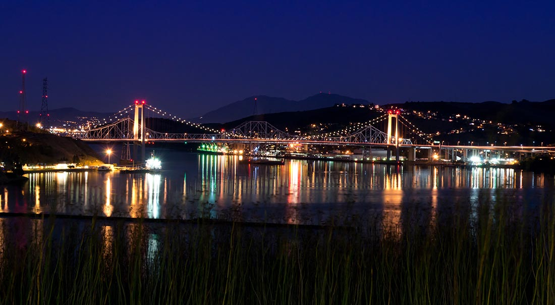 carquinez_night