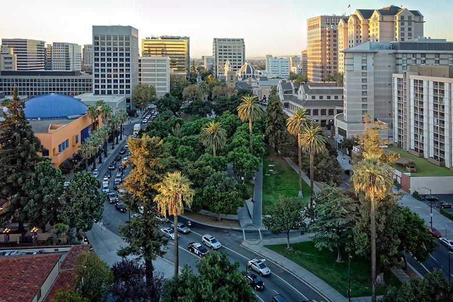Downtown San Jose- Pacific Union