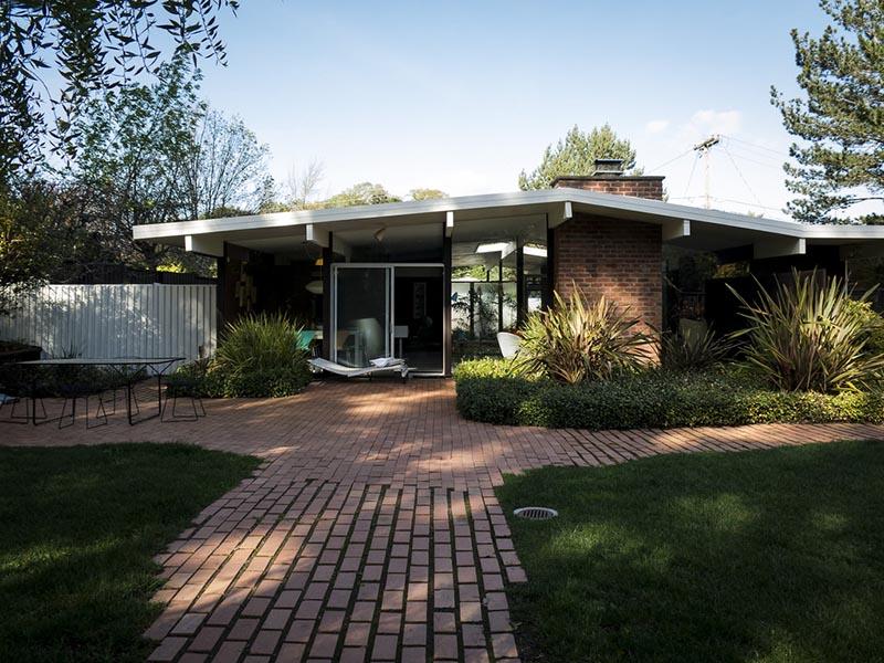 Bay Area Home Styles Spotlight On The Mid Century Modern