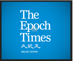 Logo for The Epoch Times