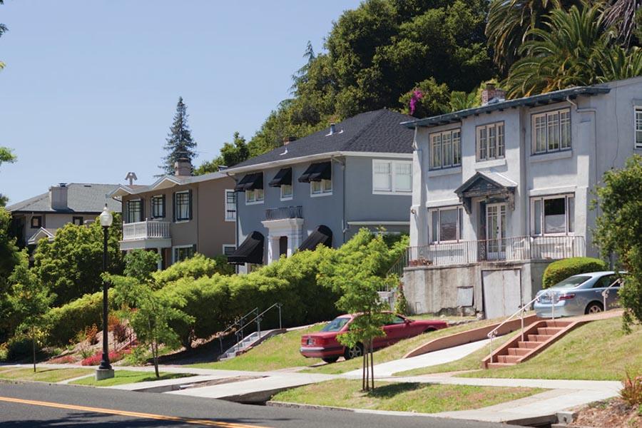 San Francisco homes - Pacific Union