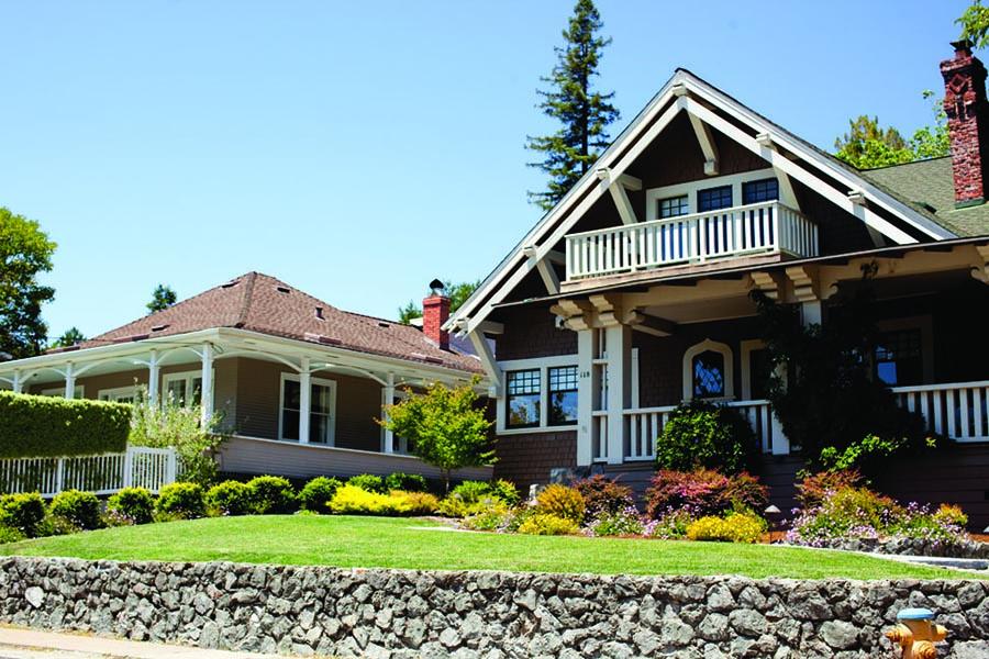 San Anselmo Home - Pacific Union