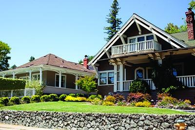 Homes in San Anselmo, California