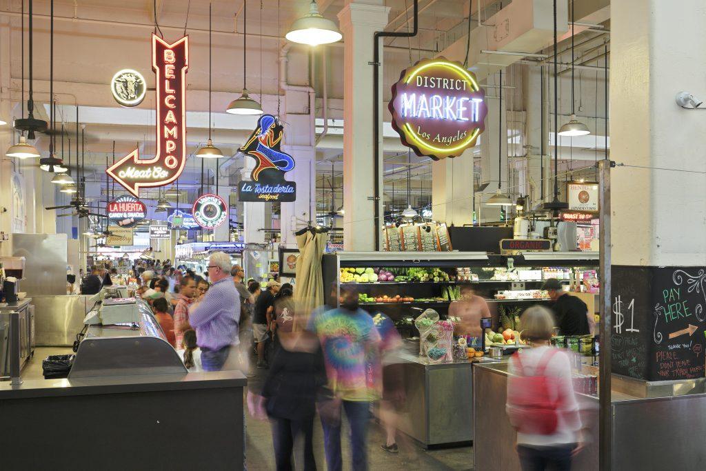 District Market, LA