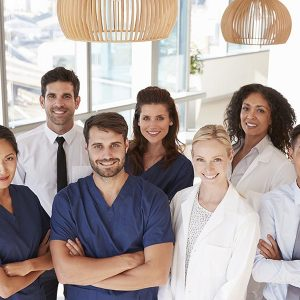 Medical professionals - Pacific Union