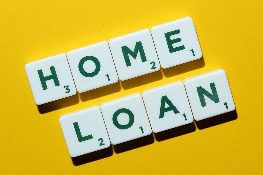 home loan scrabble pieces