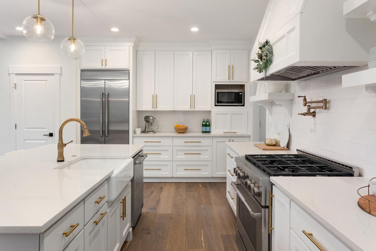 Kitchen design trends to watch in 2021